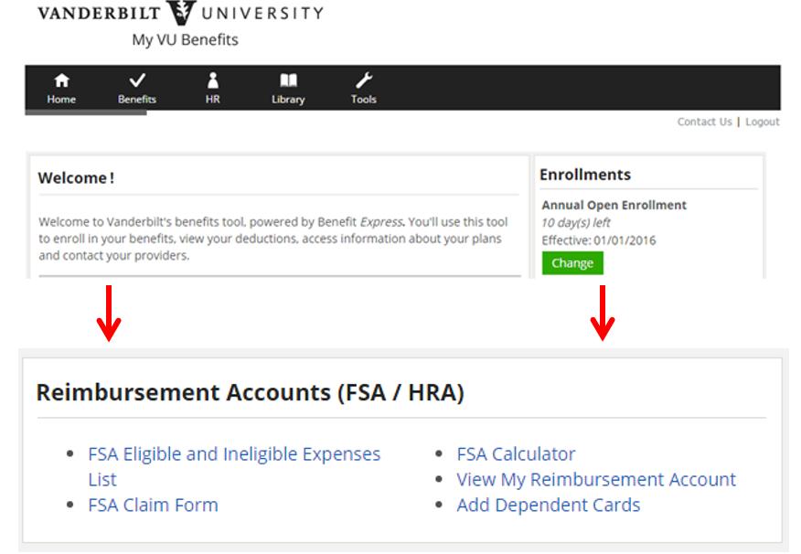 Benefits | Human Resources | Vanderbilt University