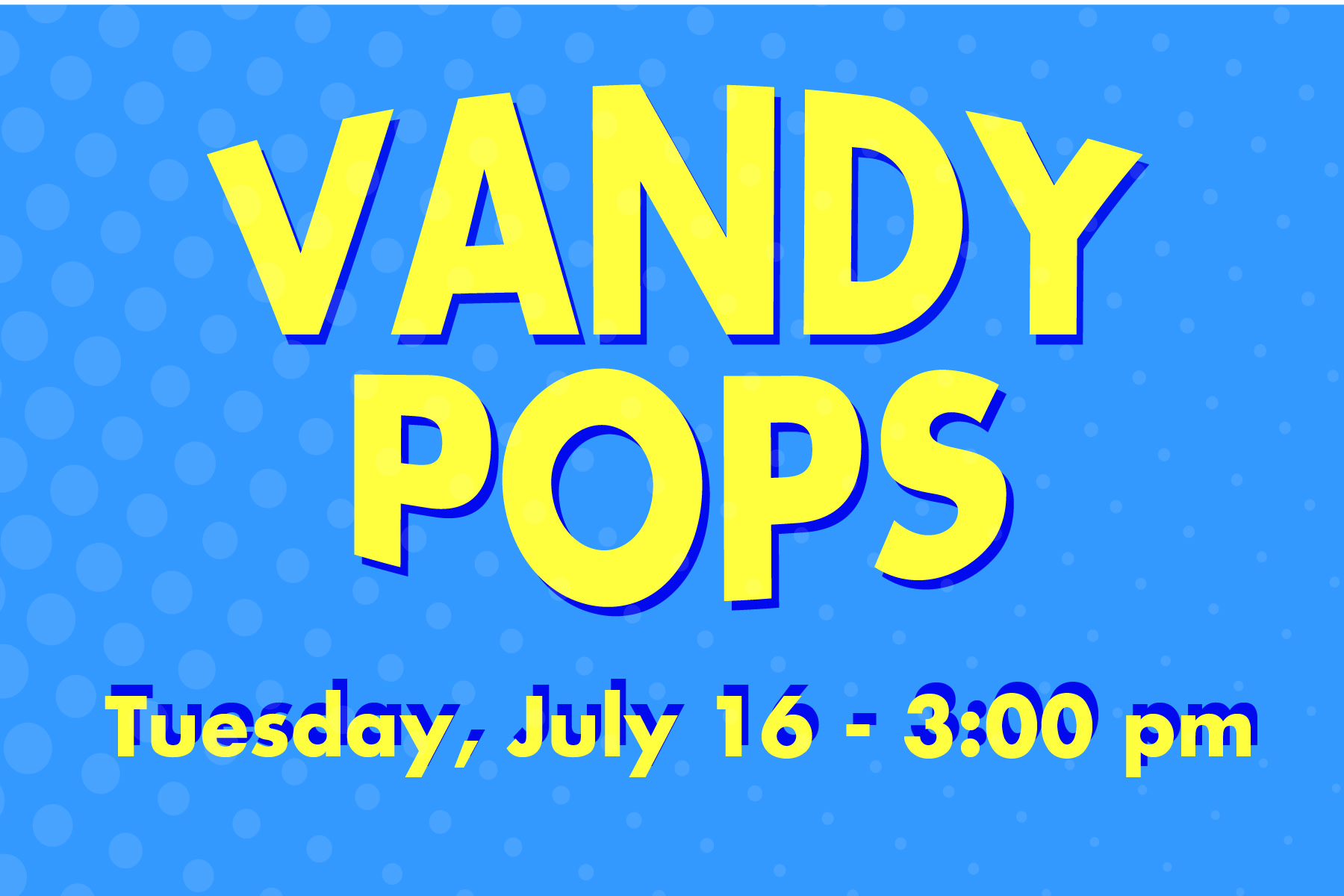 2019 Vandy Pops | Employee Appreciation | Human Resources