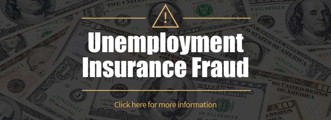 Unemployement Fraud