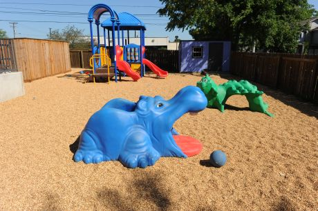 Patterson playground